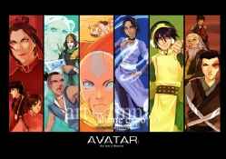 The character's of Avatar