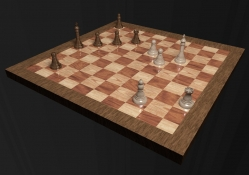 Chessboard by Kerem Kupeli