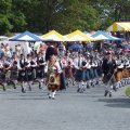 The Highland Games Parade