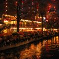 The River Walk in San Antonio