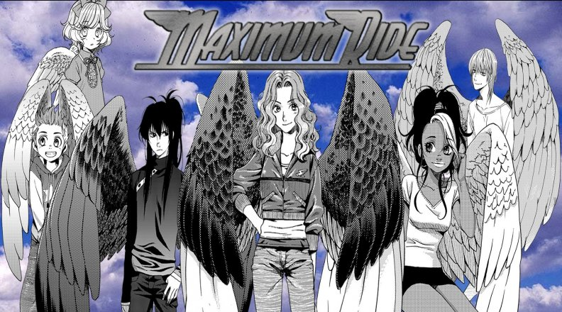 Maximum Ride The Angel Experiment  Wikipedia