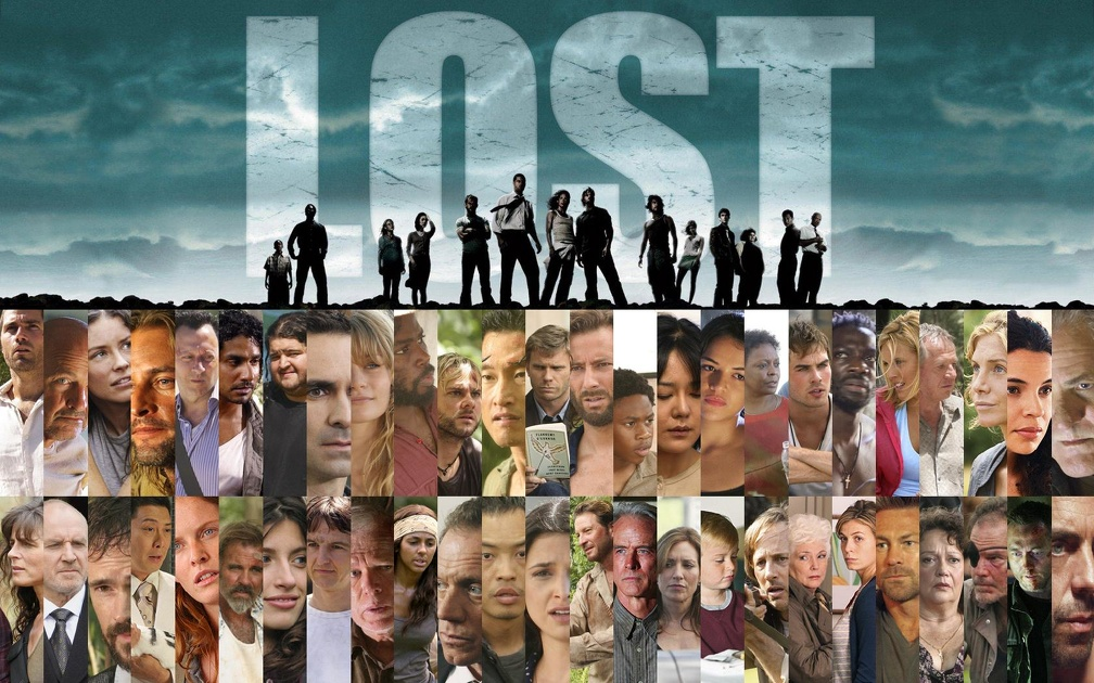 Lost Series Cast