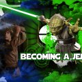 Becoming a Jedi