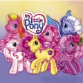 My Little Pony Group of 6