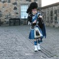 The Scottish Piper