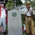 Folks Reinact the Fight for Texas Independence