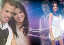 Maite y William