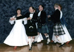 The Scottish Red Thistle Dancers