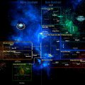 ST GALAXY MAP