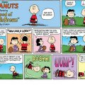 peanuts comic strip 4/10/10