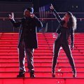 JayZ and Alicia Keys