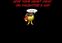 Give Your Heart Away