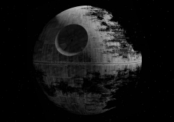 death star from rotj