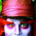 Mad Hatter Johnny Depp