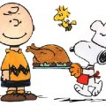 Thanksgiving Charlie Brown Snoopy