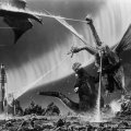 1964 Ghidorah The Three Headed Monster