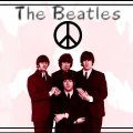 Beatles Pink Peace Desktop