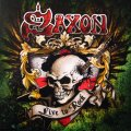 Saxon _ live to rock