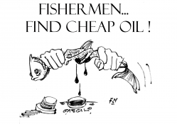Cheap oil