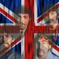 Beatles British Flag