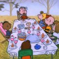 charlie brown thanksgiving outdoor