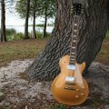 Gibson les paul 1960's gold