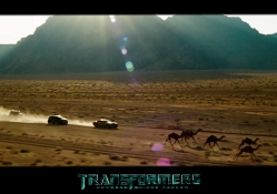 Transformers In Egypt