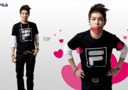 Top from Big Bang