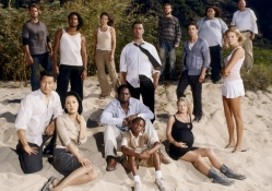 THE CASTS OF LOST