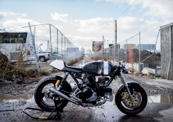 CAFE RACER URBAN STYLE