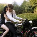 Bella and Edward Motorcycle