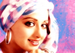 Goddess of Beauty, Sridevi