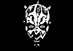 Darth Maul Stamp