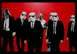 Star Wars Suits