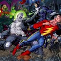 Justice Society vs Solomon Grundy