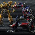 Optimus n Bumblebee