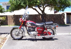 Honda Road Master CD 200