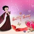 Betty Boop with Wing