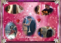 Another Cinderella Story collage