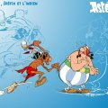 Obelix and Idefix