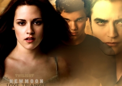 Twilight:New Moon_Love Triangle