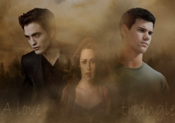 Edward,Bella and Jacob