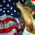 Tim McGraw & US Flag