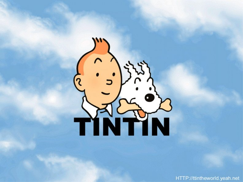 tintin and snowy wallpaper - photo #13