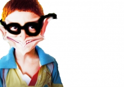 Ginger Kid _ Very FUnny Wallpaper