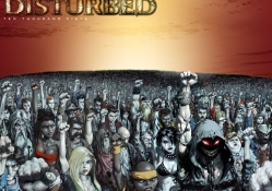 Disturbed (Ten Thousand Fists)