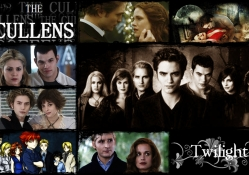 twilight _ cullens