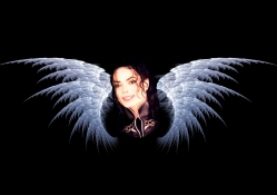 Michael Jackson is an angel