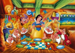 S NOW White Wallpaper snow white and the seven dwarfs
