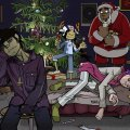 Merry Christmas For Gorillaz